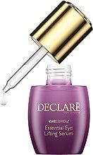Parfüm, Parfüméria, kozmetikum Szemkörnyékápoló regeneráló lifting szérum - Declare Eye Contour Essential Eye Lifting Serum