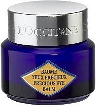 Parfüm, Parfüméria, kozmetikum Szemkörnyékápoló balzsam - L'Occitane Immortelle Precious Eye Balm