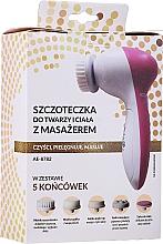 Parfüm, Parfüméria, kozmetikum Kefe arcra és testre masszírozóval - Gly Skin Care