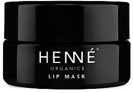 Parfüm, Parfüméria, kozmetikum Ajakmaszk - Henne Organics Lip Mask