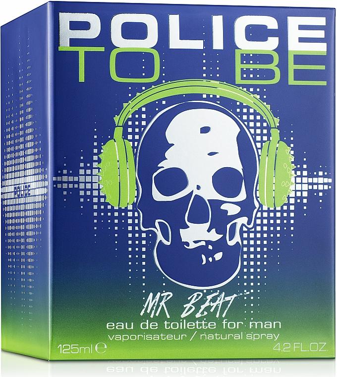 Police To Be Mr Beat - Eau De Toilette