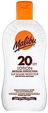 Parfüm, Parfüméria, kozmetikum Napvédő lotion SPF 20 - Malibu Lotion Medium Protection