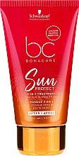 Parfüm, Parfüméria, kozmetikum Maszk 2-az-1 napozás után - Schwarzkopf Bonacure Sun Protect 2-in-1 Treatment