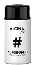 Parfüm, Parfüméria, kozmetikum Hajpúder - Alcina Style Aufgepudert