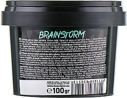 "Fejbőrradír ""Brain Storm"" - Beauty Jar Cleansing & Purifying Scalp Scrub — fotó N3"