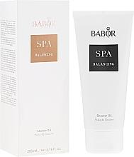 """Parfüm, Parfüméria, kozmetikum Tusoló olaj """"Egyensúly"""" - Babor Balancing Shower Oil"""