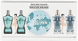 Parfüm, Parfüméria, kozmetikum Jean Paul Gaultier Mini Set - Szett (edt/2x7ml+edp/2x7ml)