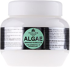 Parfüm, Parfüméria, kozmetikum Hajmaszk olívaolaj és alga kivonattal - Kallos Cosmetics Algae Mask