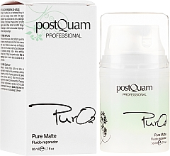 Parfüm, Parfüméria, kozmetikum Regeneráló fluid hajra - PostQuam Pure 02 Matte Repair Fluid