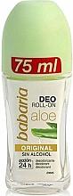 Parfüm, Parfüméria, kozmetikum Roll-on dezodor Aloe Verával - Babaria Aloe Vera Original Deodorant Roll-on