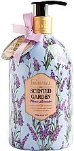 Parfüm, Parfüméria, kozmetikum Folyékony szappan - IDC Institute Scented Garden Hand Wash Warm Lavender
