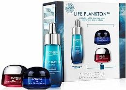 Parfüm, Parfüméria, kozmetikum Szett - Biotherm Blue Therapy (cr/15ml + n/cr/15ml + elixir/30ml)