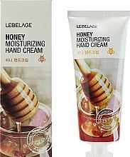 Parfüm, Parfüméria, kozmetikum Kézkrém mézzel - Lebelage Honey Moisturizing Hand Cream