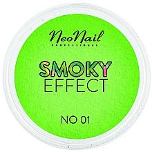 """Parfüm, Parfüméria, kozmetikum Neon pigmentpor """"Smoky Effect"""" - NeoNail Professional Smoky Effect"""