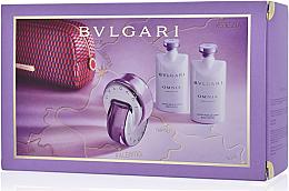 Parfüm, Parfüméria, kozmetikum Bvlgari Omnia Amethyste - Szett (edt/65ml + b/lot/2x75ml + pouch)