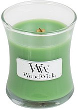 Parfüm, Parfüméria, kozmetikum Illatosított gyertya pohárban - WoodWick Hourglass Candle Palm Leaf