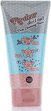 Parfüm, Parfüméria, kozmetikum Arclemosó hab - Holika Holika Pig Clear Dust Out Deep Cleansing Foam