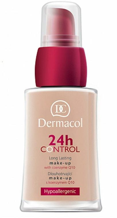 Alapozó krém koenzimmel Q10 - Dermacol 24h Control Make-Up