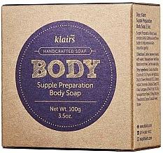 Parfüm, Parfüméria, kozmetikum Arc és test szappan - Klairs Supple Preparation Body Soap