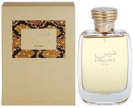 Parfüm, Parfüméria, kozmetikum Rasasi Hawas For Her - Eau De Parfum