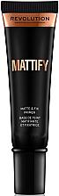 Parfüm, Parfüméria, kozmetikum Mattító primer arcra - Makeup Revolution Mattify Primer