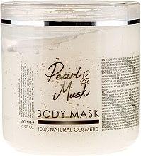 """Parfüm, Parfüméria, kozmetikum Arc- és testápoló maszk """"Pearl Musk"""" - Sezmar Collection Professional Body Mask Pearl Musk"""
