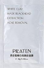"""Parfüm, Parfüméria, kozmetikum """"Fehér agyag"""" arcmaszk - Pilaten White Clay Mask Blackhead Extraction Acne Removal (minta)"""