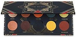 Parfüm, Parfüméria, kozmetikum Szemhéjfesték paletta - London Copyright Magnetic Eyeshadow Palette The Palace