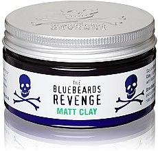 Parfüm, Parfüméria, kozmetikum Hajformázó agyag - The Bluebeards Revenge Matt Clay