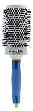 Parfüm, Parfüméria, kozmetikum Kerámiai körkefe - Rolling Hills Ceramic Round Brush XL