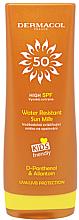 Parfüm, Parfüméria, kozmetikum Gyerek napozó tej SPF 50 - Dermacol Sun Water Resistant Milk SPF 50