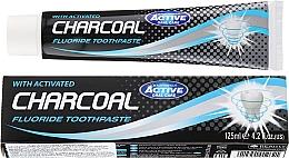 Parfüm, Parfüméria, kozmetikum Fogkrém aktív szénnel - Beauty Formulas Charcoal Activated Fluoride Toothpaste