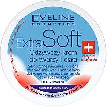 Parfüm, Parfüméria, kozmetikum Arc- és testkrém - Eveline Cosmetics Extra Soft