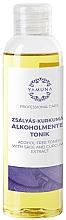 Parfüm, Parfüméria, kozmetikum Tonik testre - Yamuna Sage-Turmeric Non-Alcoholic Tonic