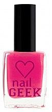 Parfüm, Parfüméria, kozmetikum Körömlakk - Makeup Revolution I Love Makeup Nail Geek
