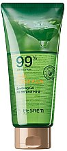 Parfüm, Parfüméria, kozmetikum Univerzális aloe gél - The Saem Jeju Fresh Aloe Soothing Gel 99% (tubus)