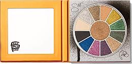 Parfüm, Parfüméria, kozmetikum Sminkpaletta - Milani Salt-N-Pepa Very Necessary Eyeshadow And Highlighter Palette