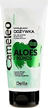 Parfüm, Parfüméria, kozmetikum Hajkondicionáló - Delia Cameleo Aloe And Coconut Moisturizing Conditioner