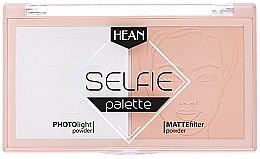 Parfüm, Parfüméria, kozmetikum Sminkfixáló paletta - Hean Selfie Palette