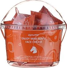 Parfüm, Parfüméria, kozmetikum Revitalizáló arckrém - Ayoume Enjoy Mini Mayu Face Cream