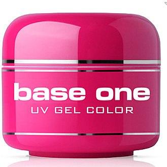 Műkörömépítő zselé - Silcare Base One Color Pastel