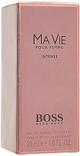 Parfüm, Parfüméria, kozmetikum Hugo Boss Boss Ma Vie Pour Femme Intense - Eau De Parfum