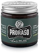 Parfüm, Parfüméria, kozmetikum Borotválkozás előtti krém - Proraso Cypress & Vetyver Pre-Shaving Cream