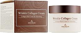 Parfüm, Parfüméria, kozmetikum Tápláló ránctalanító krém kollagénnel - The Skin House Wrinkle Collagen Cream