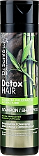 "Parfüm, Parfüméria, kozmetikum Sampon ""Bambusz faszén"" - Dr. Sante Detox Hair"