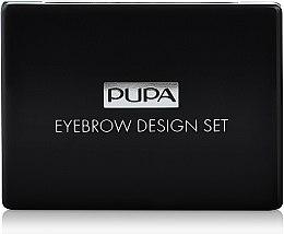 Parfüm, Parfüméria, kozmetikum Készlet - Pupa Design Eyebrow