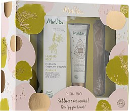 Parfüm, Parfüméria, kozmetikum Szett - Melvita Beauty For Your Hands Set (h/cr/30ml + h/f/oil/50ml + nail/file/1pcs)