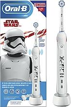 Parfüm, Parfüméria, kozmetikum Elektromos fogkefe - Oral-B D16 Junior Strar Wars