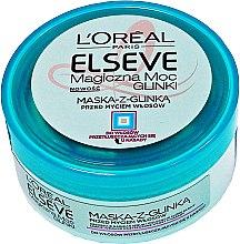 Parfüm, Parfüméria, kozmetikum Maszk normál és hamar zsírosodó hajra - L'Oreal Paris Elseve Extraordinary Clay Mask