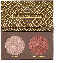 Parfüm, Parfüméria, kozmetikum Highlighter paletta - Zoeva Cocoa Blend Highlighter
